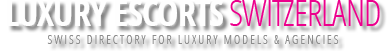 luxury escort zurich switzerland LOGO