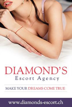 Diamonds Escort Service Zurich
